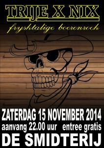 Poster Smidterij 15-11-2014